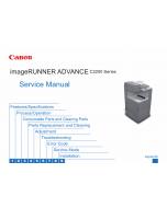 Canon imageRUNNER-iR C2220 C2225 C2230 Service Manual