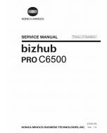Konica-Minolta bizhub-PRO C6500 THEORY-OPERATION Service Manual