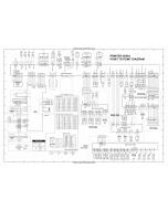 RICOH Aficio AP-410 410N 610B 4100 400N 600N G112 G113 G116 G094 G095 G096 Circuit Diagram