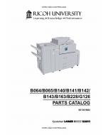 RICOH Aficio AP-900 G126 Parts Catalog