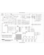 RICOH Aficio MP-W2400 W3600 B286 B289 Circuit Diagram