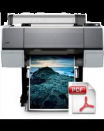 Epson Stylus Pro 7890 7900 7700 9890 9900 9700 Service Manual