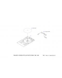 EPSON StylusPhoto R360 R380 R390 Parts Manual