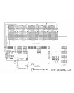 KIP 600 Wiring Diagram