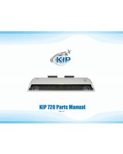 KIP 720 Parts Manual