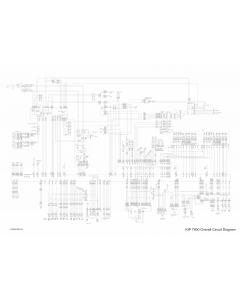 KIP 7900 Circuit Diagram