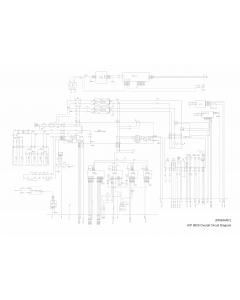 KIP 9000 Circuit Diagram