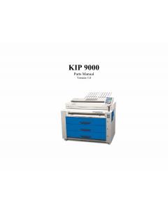 KIP 9000 Parts Manual