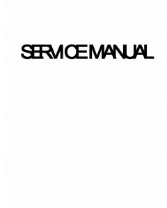 RICOH Aficio 3131 B186 Parts and Service Manual