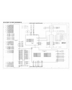 RICOH Aficio 3260C 5560 B132 B181 B200 Circuit Diagram