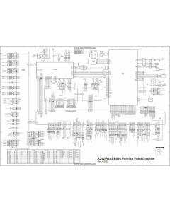 RICOH Aficio 551 551P 700 700P 1055 A292 A293 G594 B098 Circuit Diagram