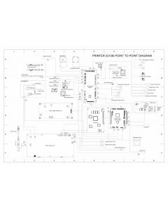 RICOH Aficio CL-1000N G108 Circuit Diagram