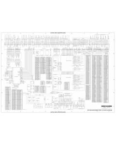 RICOH Aficio MP-2550B 2550SP 3350B 3350SP 2851SP 3351SP D017 D018 D019 D020 D084 D085 Circuit Diagram