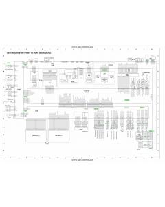 RICOH Aficio MP-C2030 C2050 C2530 C2550 D037 D038 D040 D041 Circuit Diagram
