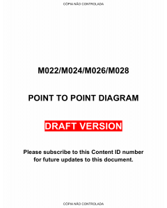 RICOH Aficio MP-C300 C300SR C400 C400SR M022 M024 M026 M028 Circuit Diagram
