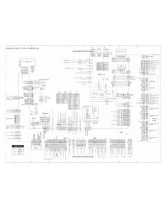 RICOH Aficio MP-C3500 C4500 B222 B224 Circuit Diagram
