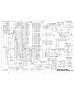 RICOH Aficio Pro-C720s C900s C900 C720 D016 D097 G178 M078 Circuit Diagram