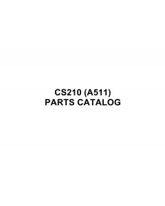 RICOH Options A511 CS210 Parts Catalog PDF download