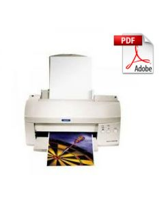 EPSON Stules Color 980 Service Manual