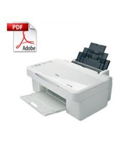 EPSON Stylus CX2800 CX2900 CX2905 CX3000 CX3000v ME200 CX3900 CX3905 DX4000 DX4050 Service Manual