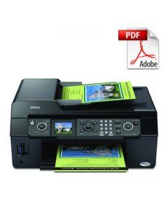 EPSON Stylus CX9300F CX9400Fax DX9400F Service Manual
