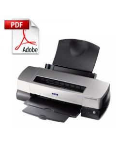 EPSON Stylus Photo 2000P Service Manual