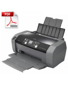 EPSON Stylus Photo R240 R245 R250 Service Manual
