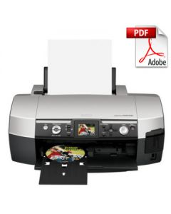 EPSON Stylus Photo R340 350 Service Manual