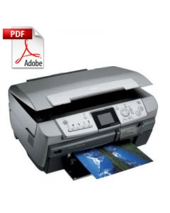 EPSON Stylus Photo RX700 SERVICE MANUAL