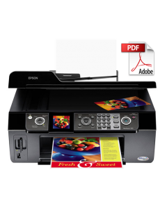 Epson Stylus Workforce500 CX9300F CX9400Fax DX9400F Service Manual