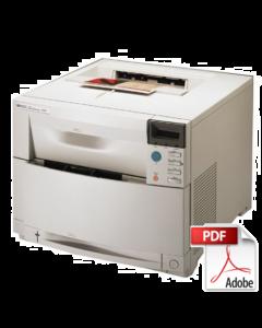 HP Color LaserJet 4550 4500 Service Manual - Repair Printer