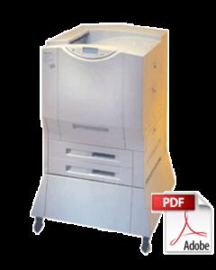HP Color LaserJet 8500 8550 Service Manual - Repair Printer