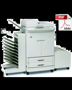 HP Color LaserJet 9500 MFP Service Manual - Repair Printer