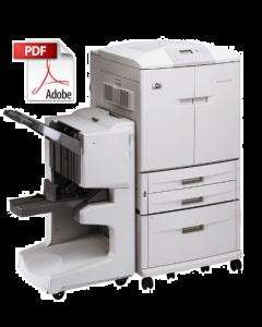 HP Color LaserJet 9500n Service Manual - Repair Printer
