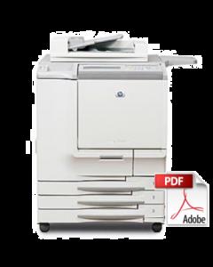 HP Color LaserJet 9850 MFP Service Manual - Repair Printer