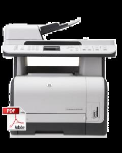 HP Color LaserJet CM1312 MFP Service Manual - Repair Printer