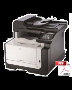 HP Color LaserJet CM1410 Service Manual - Repair Printer