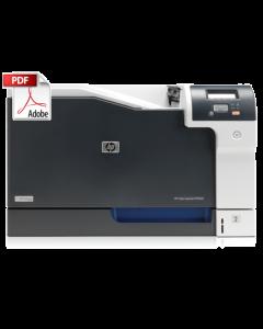 HP Color LaserJet CP5220 CP5225 Service Manual - Repair Printer