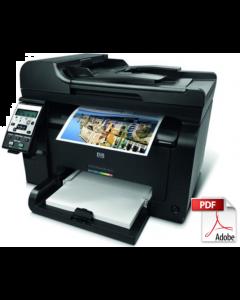 HP Color LaserJet M175 Service Manual - Repair Printer