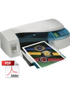 HP Designjet 10 30 70 90 100 110 130 Service Manual