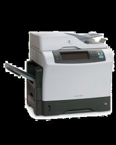 HP LaserJet 4345 MFP Service Manual