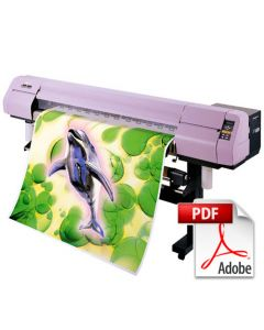 MIMAKI JV4 Maintenence Manual D200571