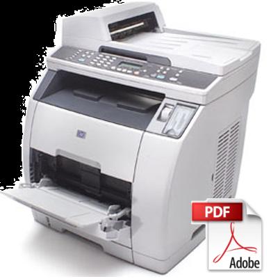hp printer service manuals pdf
