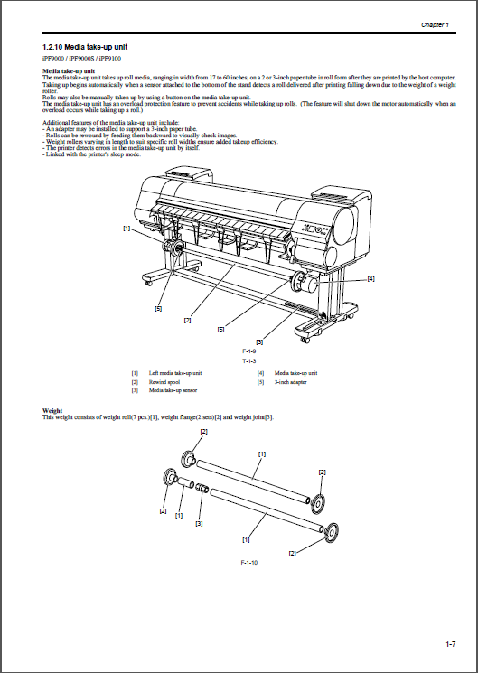 Canon ImagePROGRAF iPF9000 9000S Service Manual-2