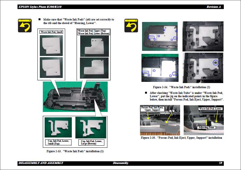 epson stylus photo r200 r210 service manual Epson R2000 Epson R2400