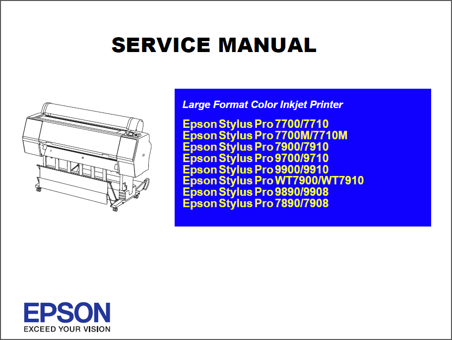 epson pro 9700 adjustment program epson 7890 service manual epson 7890 service manual free download