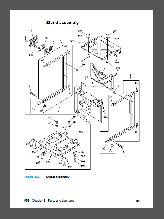 hp color laserjet 8550 mfp service manual