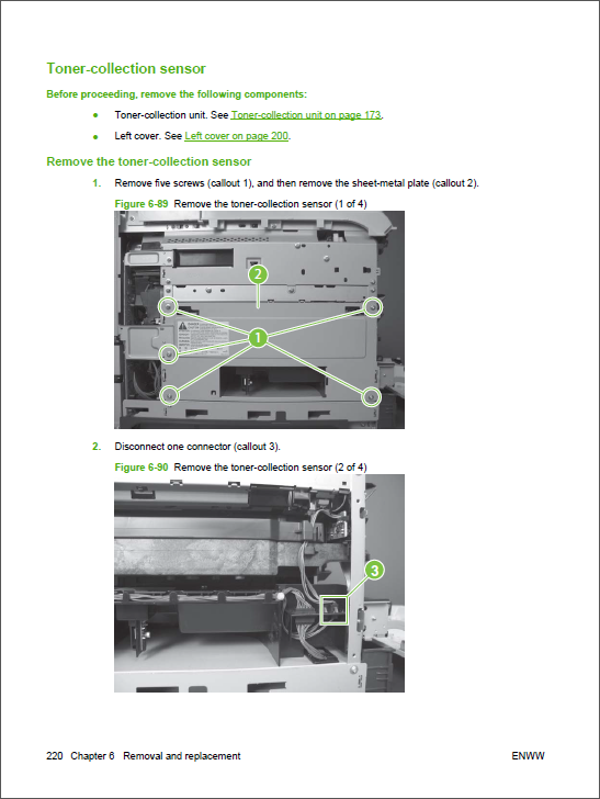 hp color laserjet cp3525 service manual repair printer rh qmanual com HP Color LaserJet CP3525dn Parts HP Color LaserJet CP3525dn Transfer Unit