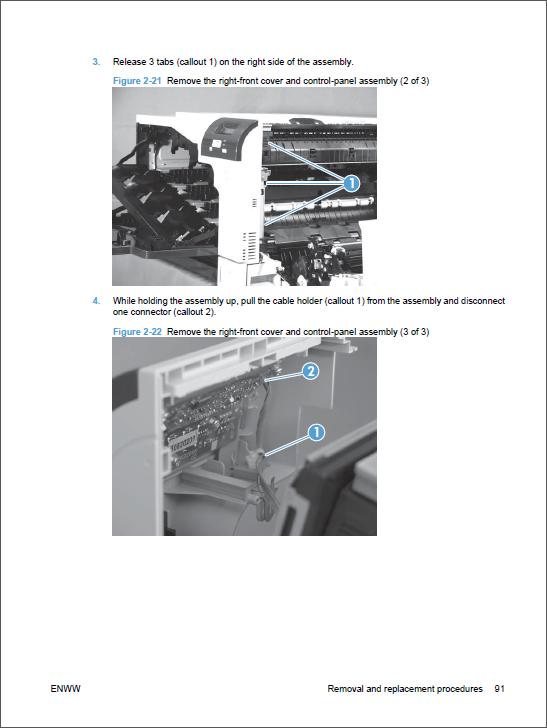 hp color laserjet cp5220 cp5225 service manual repair printer rh qmanual com HP Color LaserJet CP5225 Driver HP Color LaserJet CP5220