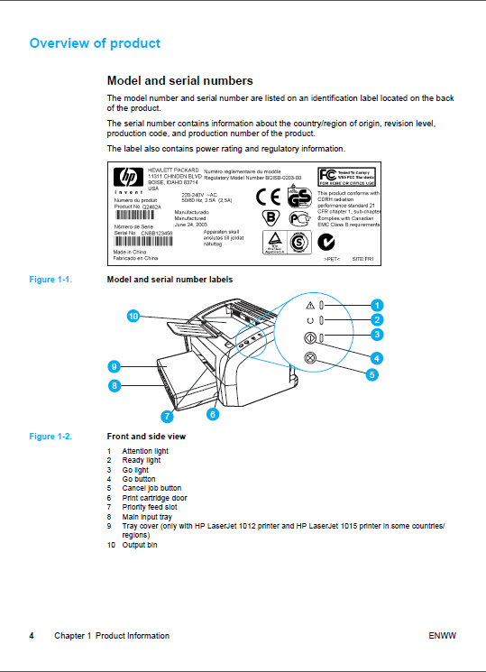hp laserjet 5p service manual